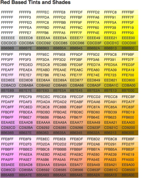 The  Best Colour Hex Codes Ideas On   Web Colors Rgb