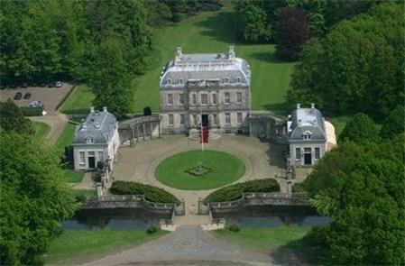 Landgoed Huis de Voorst - Eefde - Gelderland - Toptrouwlocaties.nl #trouwlocatie #trouwen #feestlocatie