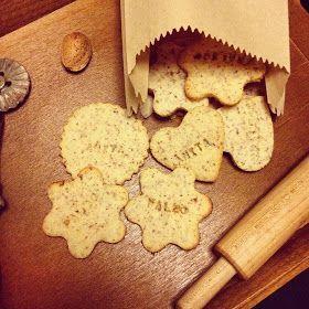 Én kicsi paleo konyhám: Kókuszos keksz