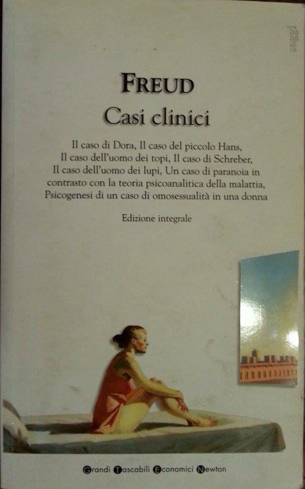 38 Casi clinici - Sigmund Freud