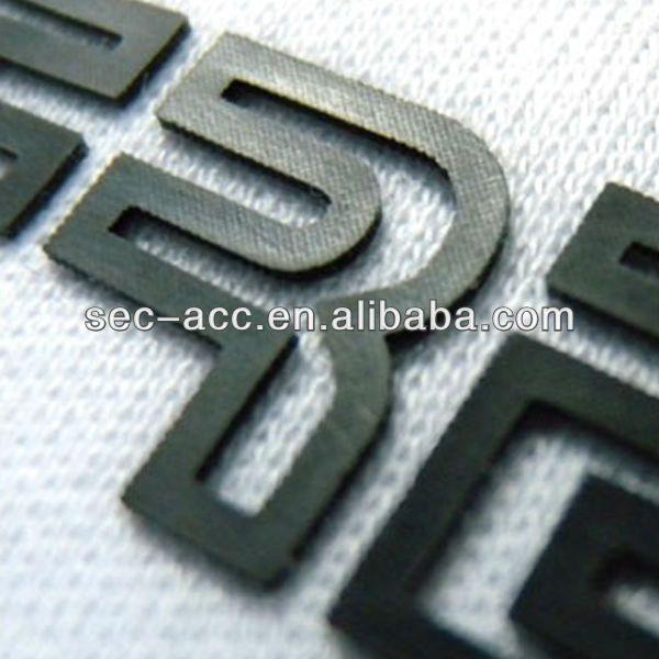 Source Raised Rubber label printing heat transfer garment accessory printing on m.alibaba.com