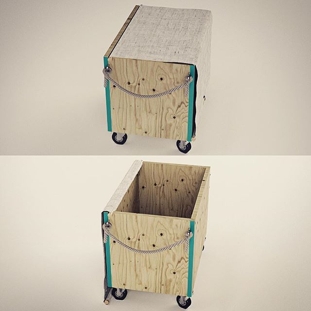 Toy bucket #toy #toybucket #children #childfurniture #design #designer #designdeinteriores #designforchildren #wooddesign #projektywnetrz #interiordesign #interior #interiordesigner #furnituredesigner #furnitureforsale #furniture #minimaldesign #minimalism #kosznazabawki #meble #mebledzieckece