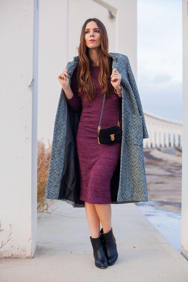 vestito lungo viola (5)