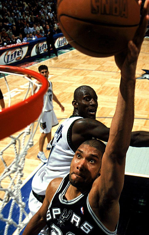 http://lovesportsapp.com/ Tim Duncan & Kevin Garnett