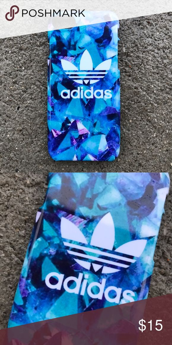 Adidas Diamond Case for any iPhone!! Brand New in the packaging ! High Quality dope printed iPhone case !3D printed design all around the case. Price is firm unless looking for bundle deals. Then message me! Same or next day shipping with USPS Tracking provided! ***Message me or comment before purchase of the phone size you have, or else I will send the size in the title*** ALL CASES AVAILABLE FOR IPHONE 6/6S , 6 Plus / 6S Plus, iPhone 7, and iPhone 7 Plus! Much more dope designs in our