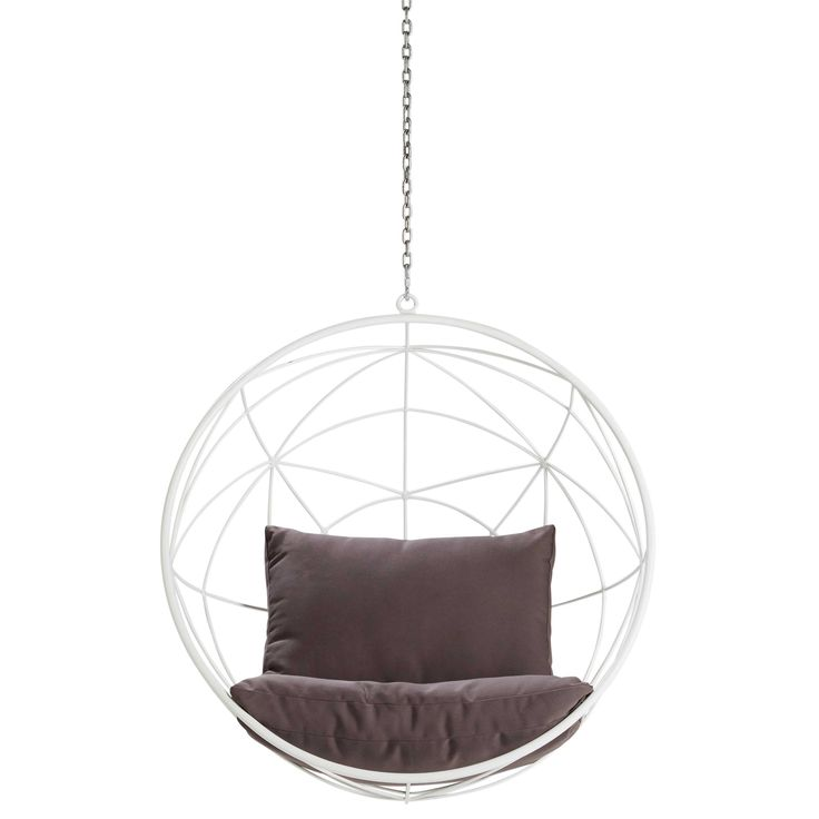 17 meilleures id es propos de fauteuil de jardin - Maison du monde fauteuil suspendu ...