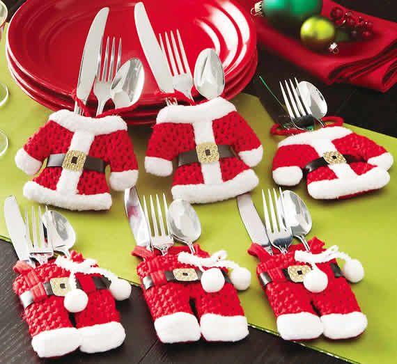 Pensando em natal e nas comemoraçõescom afamília e amigos reunidos e principalmente na mesa cheia de pratos deliciosos é que trago estas 50 idéias incrív