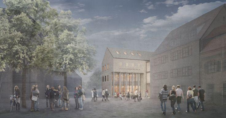 11 besten architektur foyer bilder auf pinterest for Innenarchitektur ravensburg