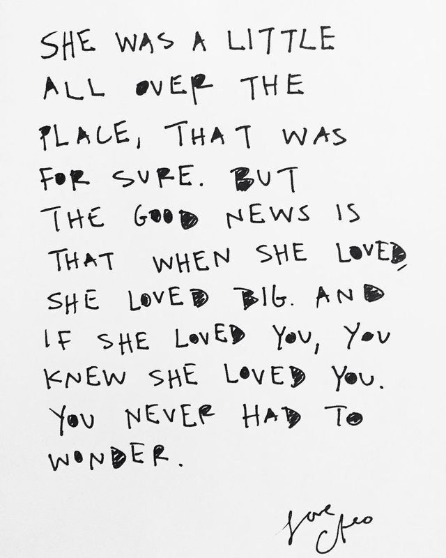 Love Quote U003c3 {Courtesy Of Glitter Guide}