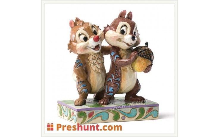 Nutty Buddies - Chip and Dale