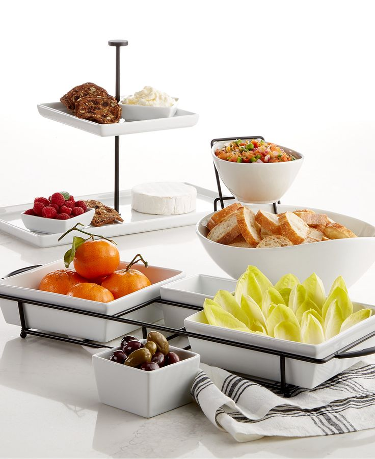 The Cellar Whiteware Serveware Entertaining Collection - Serveware - Dining & Entertaining - Macy's