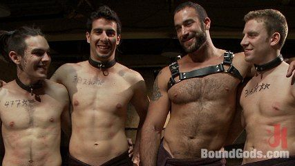 gay domination cuzinho