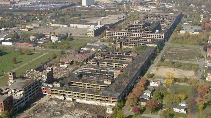 Packard Plant - YouTube