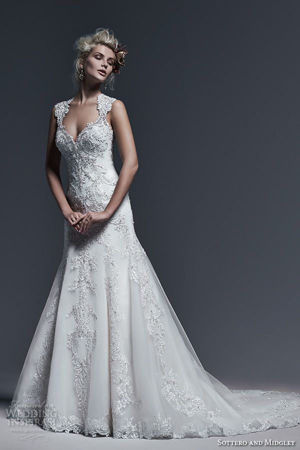 Sottero and Midgley Fall 2015 Wedding Dresses | Wedding Inspirasi