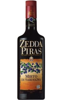Mirto. My good friend Sally brought me home a wee bottle from Sardinia