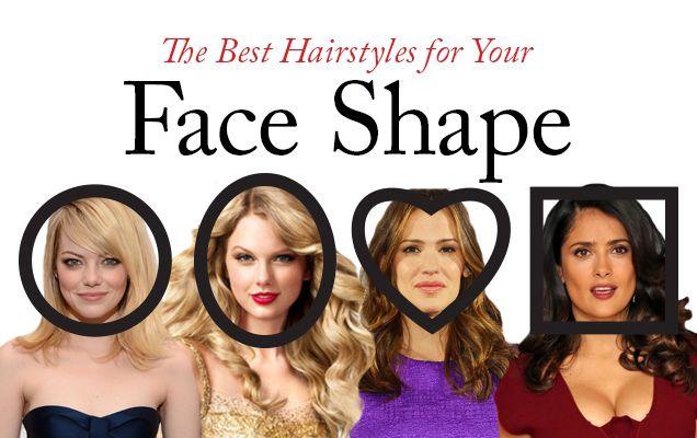 9 best images about Women\'s facial shapes on Pinterest | Best ...