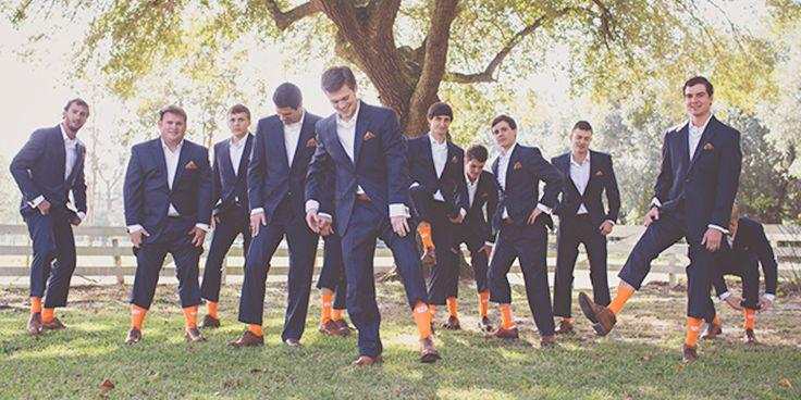 10 Tasteful Wedding Ideas for Sports Fanatics : Brides