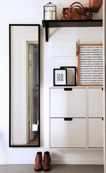 Consejos para decorar tu entrada pequeña | Decorar tu casa es facilisimo.com