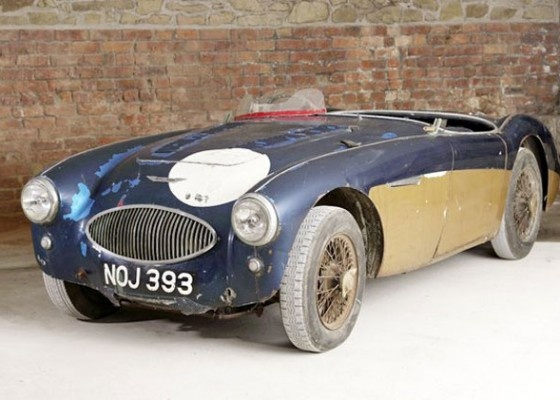 1955 LE MANS DISASTER CAR SELLS FOR $1 MILLION