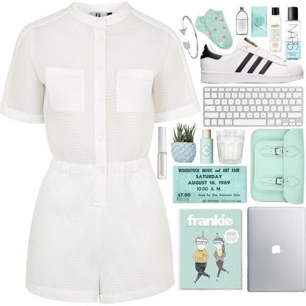 Unique chic by graaaace on Polyvore featuring polyvore, fashion, style, Unique, Forever 21, adidas, The Cambridge Satchel Company, Bling Jewelry, Lord & Berry, philosophy, NARS Cosmetics, Estée Lauder, Benefit and Chen Chen & Kai Williams