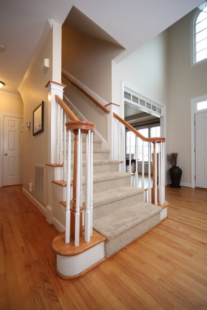 Delicieux Wood Stairways | LJ Smith Stair Systems