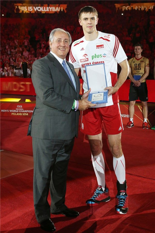 Awarding Ceremony Gallery - FIVB Volleyball Men's World Championship Poland 2014