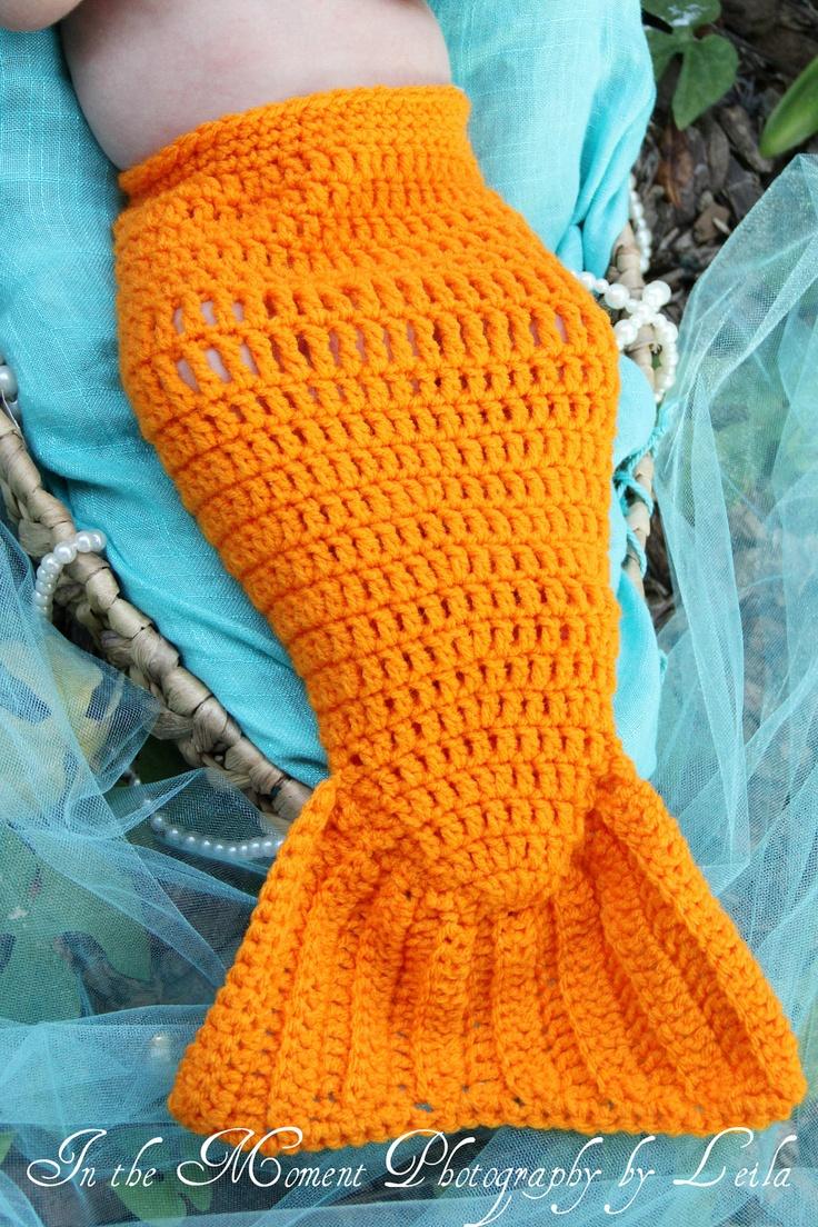 106 besten Mermaid Blankets Bilder auf Pinterest | Handarbeit ...