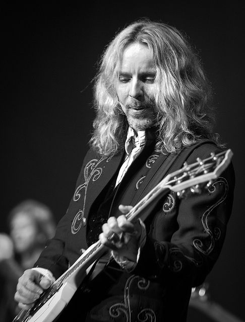 Tommy Shaw of STYX.  I've saw him a couple of times live and loved every minute of it !