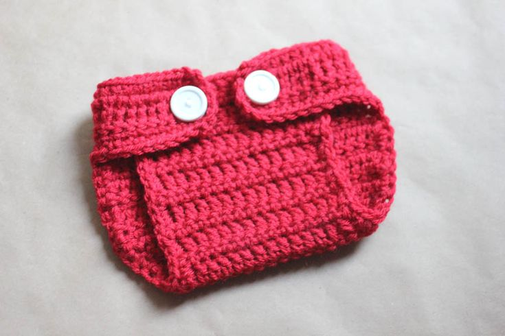 Repeat Crafter Me: Mickey and Minnie Inspired Crochet Diaper Covers free pattern