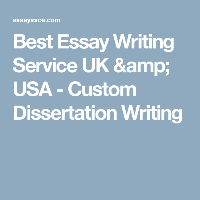 Dissertation writing services usa translation