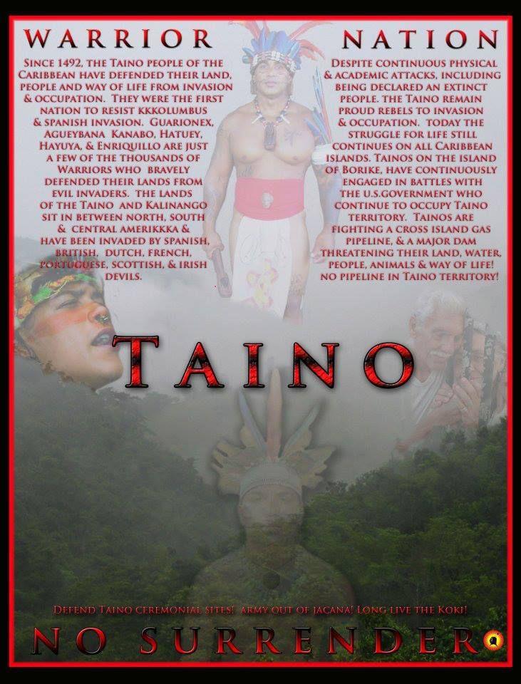 Taino Nation | Taino Indians Boriken (Puerto Rico ...