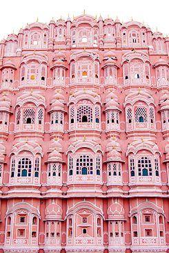 Pink Palace, Jaipur, India
