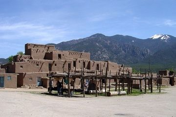 THE TAOS HUM  (New Mexico). Some residents and visitors in the small city of Taos, New Mexico, have for years been annoyed and puzzled by a mysterious and faint low-frequency hum in the desert air.