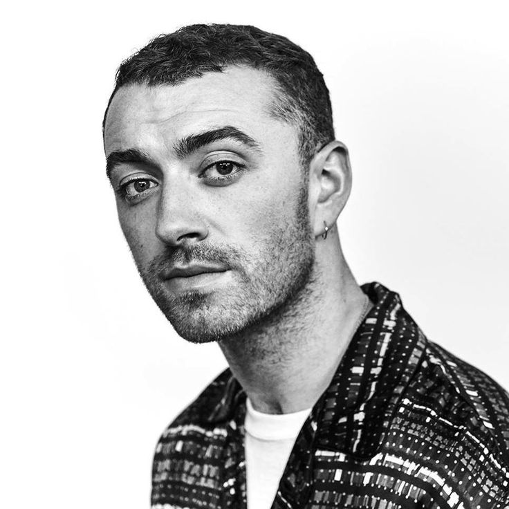 Sam Smith's latest social media profile pic! Sept 2017