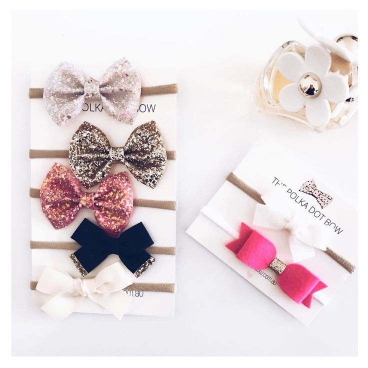 """16 Likes, 2 Comments - J A S M I N A 💋 (@jazzi_adores) on Instagram: """"You can never have too many accessories right? 🎀 These bows from @thepolkadotbowco are just 😍 . .…"""""""