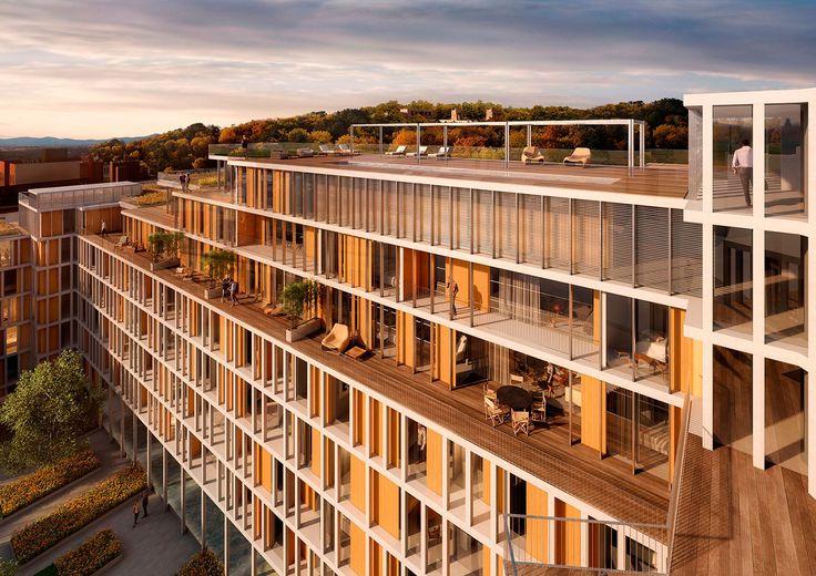 Promoción de viviendas de obra nueva en Madrid Centro, Park&Palace