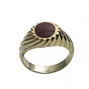 Add Tension Slim Knight Ring: Silver body ring Gold-plated Mine painting Handmade Brand: Add Tension