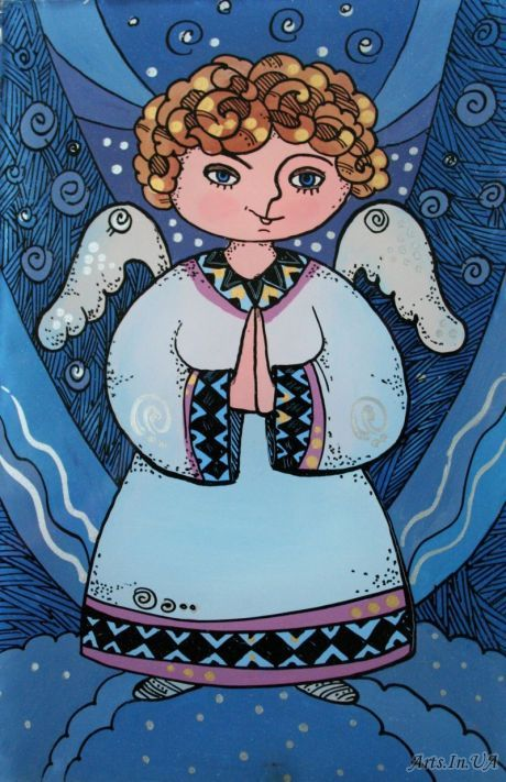 ангел ІІ - Курий-Максымив Наталя