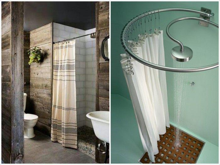 Tende Doccia Per Vasca Da Bagno : Caratteristiche e vantaggi delle tende doccia shower curtains