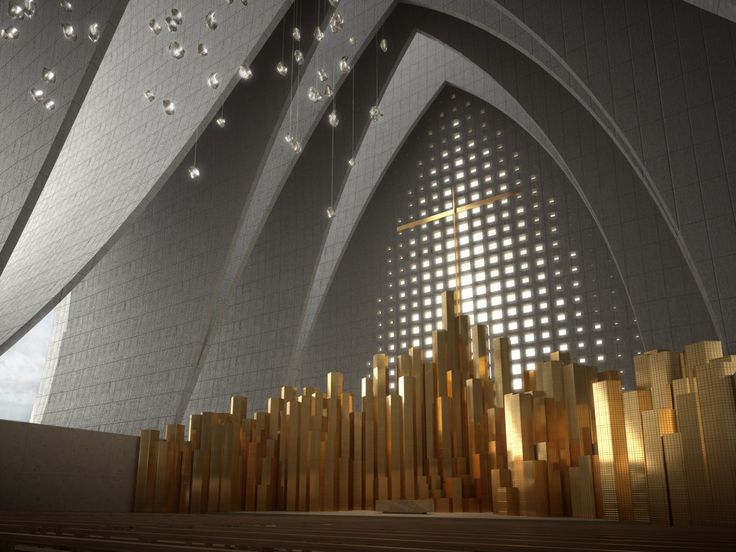 Modern Architecture Arches 368 best churches images on pinterest | modern church, religious