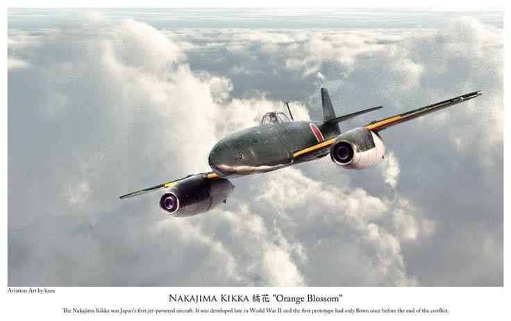 Nakajima J9N-1/J9Y Kikka