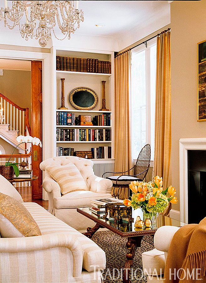Beautiful Living Rooms Traditional Magnificent Decorating Inspiration
