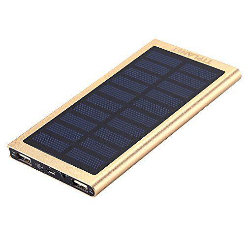 Cargador solar ultrafina 20000mAh Solar banco Dual USB Cargador Portátil para iPhone 6S/6/6Plus, 5S, Samsung y otros - http://cargadorespara.com/comprar/solares/cargador-solar-ultrafina-20000-mah-solar-banco-dual-usb-cargador-portatil-para-iphone-6s66-plus-5s-samsung-y-otros-2/