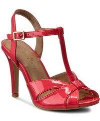 Sandály JENNY FAIRY - W16SS292-3 Czerwony Jasny
