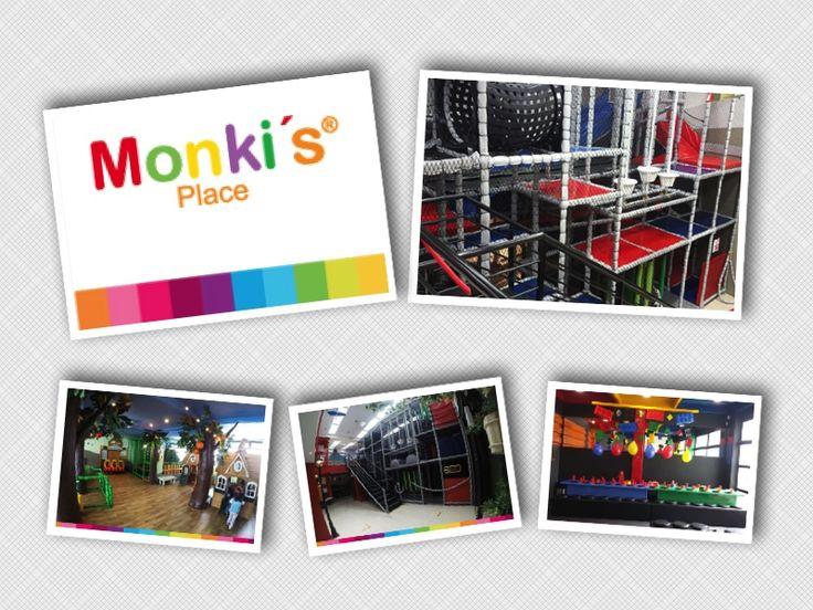 Monki's Place  Tenemos toda la experiencia para que la fiesta de sus hijossea espectacular!