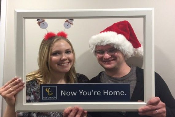 Learn how we got our current and future residents in the holiday spirit this year in London and Burlington!