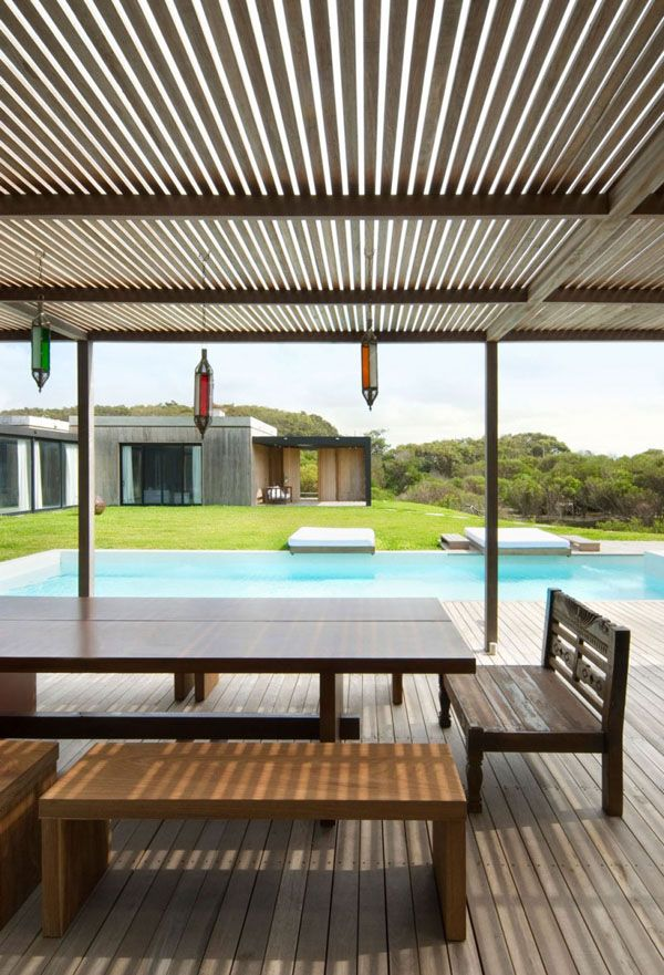 """Every time I see one of these incredible houses, it's hard to believe that luxury could get any more, well, luxurious. Martin Gomez Arquitectos have proven that there is no limit on luxury, that there is no threshold that cannot be surpassed. Their completed beach home known as """"La Boyita,"""" situated on the beach of …"""
