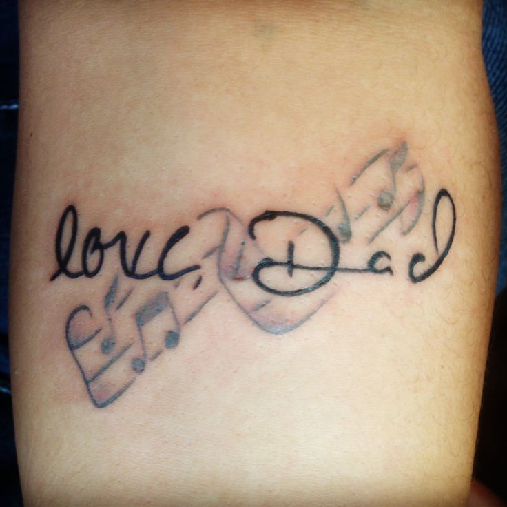 Tattoo Ideas Rip Dad: I Love This Idea!! In My Dads Writing.... Hmmm