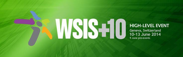 WSIS+10 High Level Event \\ ITU, UNCTAD, UNESCO, etc.