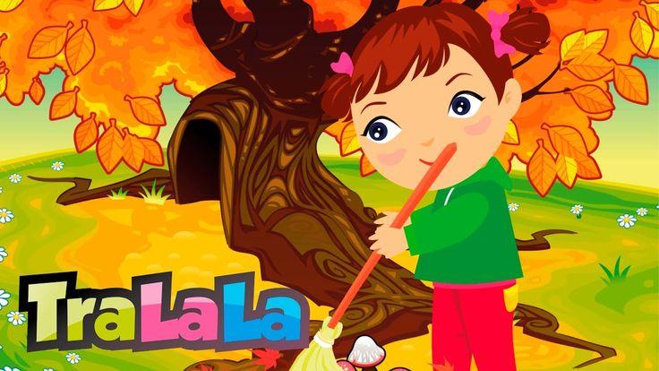 Toamna cea bogată  - Cântece de toamnă pentru copii | TraLaLa